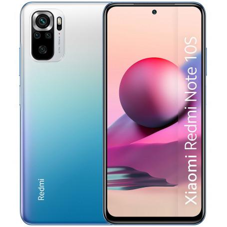 Smartphone XIAOMI Redmi Note 10S 6Go 128Go Bleu