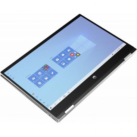 PC portable HP Pavilion x360 Convertible 14-dw1004nk i3 11è Gén/4 Go/256 Go SSD