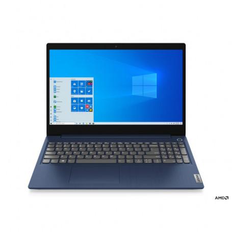 PC portable LENOVO IdeaPad3 AMD Athlon 8Go 512Go SSD bleu