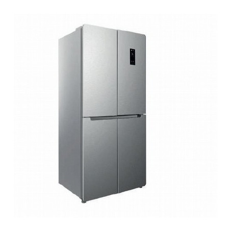 Réfrigérateur SILVERLINE side by side 4 portes Inox