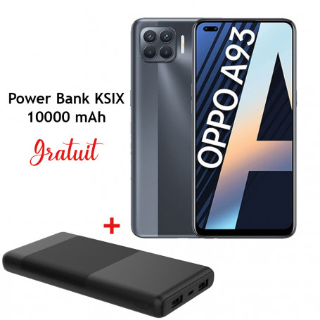 Smartphone OPPO A93 4G Double SIM Noir